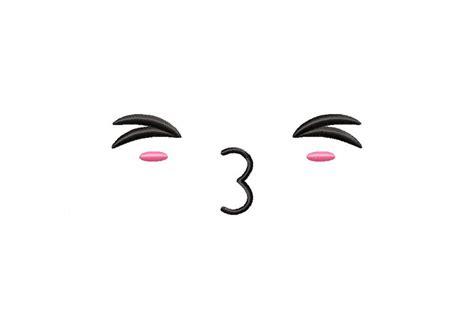 Kawaii Face 8 includes Stitched – Blasto Stitch