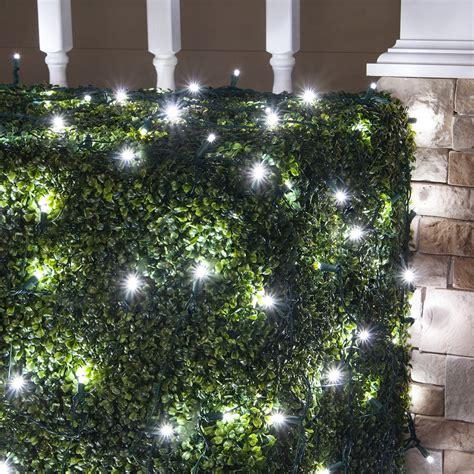 led net lights mm  pure white led net lights