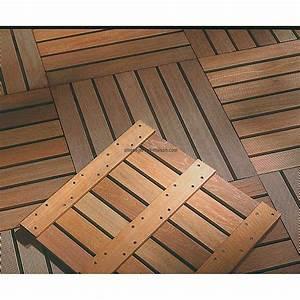 Dalle Pas Cher : dalle bois ~ Premium-room.com Idées de Décoration