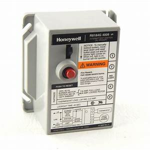 Honeywell Protector Relay-r8184g4009