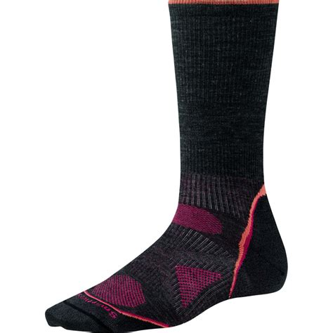 smartwool hiking light crew socks smartwool phd outdoor ultra light crew sock women 39 s