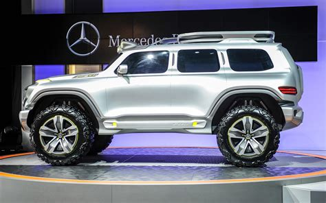 mercedes benz  introduce glb class compact crossover