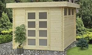 Abri De Jardin Moins De 5m2 : abri de jardin en bois embot 7 5m2 avec plancher moderna ~ Edinachiropracticcenter.com Idées de Décoration