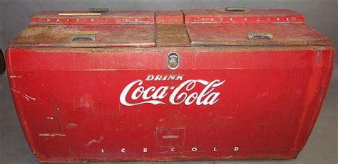 westinghouse coca cola chest cooler
