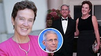 Dr. Fauci Family Video With Wife Christine Grady - YouTube