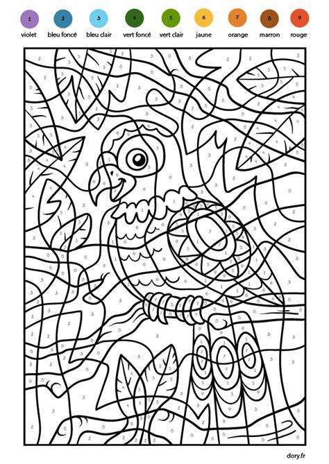 coloriage magique  chiffre de chat ohbqinfo
