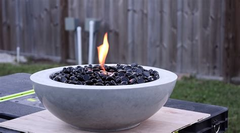 Fuels Backyard Get Togethers Riddles by 2 Salad Bowls Concrete Makes Backyard Pit Diy Ways