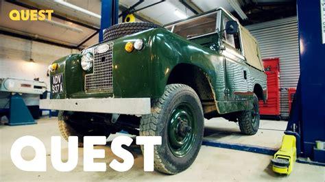 Land Rover Brainstorm  Goblin Works Garage Youtube