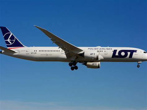 LOT Polish Airlines Fleet Boeing 787-9 Dreamliner Details ...