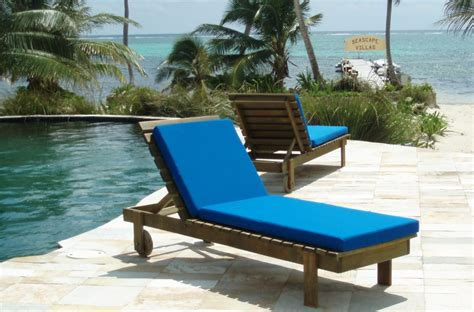 Boat Lounge Cushions by Sewwhatbelize Lounge Chair Cushions