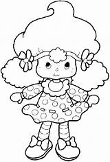 Cake Angel Coloring Pages Template sketch template