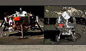China's Moon Robot – Status Report and Next Steps