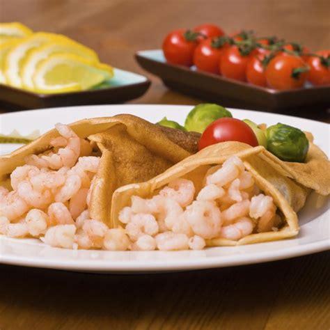 cuisiner des fruits de mer crêpes aux fruits de mer magicmaman com