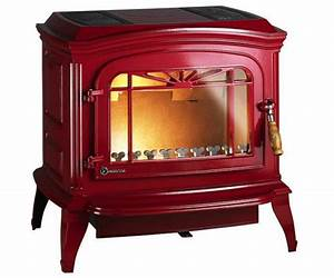Poele A Bois Rouge : invicta bradford wood burning stove at stovesellers ~ Dailycaller-alerts.com Idées de Décoration