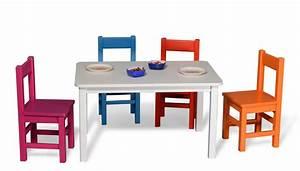Kindertisch Und Stühle Weiß : wei lackierter kindertisch kinto 60x90 aus holz von kinderzimmer ~ Whattoseeinmadrid.com Haus und Dekorationen