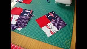 Krabbeldecke Nähen Anleitung Youtube : patchworkdecke krabbeldecke quilt selber n hen teil 2 6 quadrate n hen youtube ~ A.2002-acura-tl-radio.info Haus und Dekorationen
