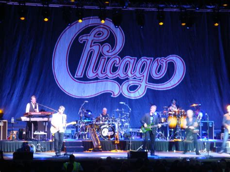 Exclusive Chicago The Band In 2016 No Time For