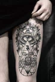 eye tattoo   ideas  designs