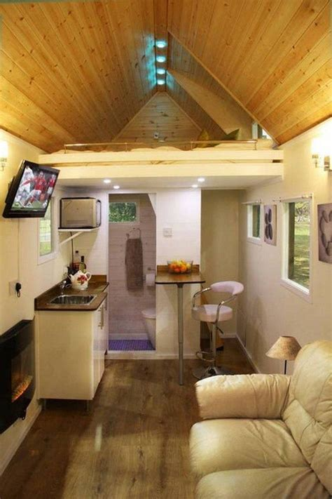 how to add glamor and to your tiny house