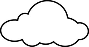 cloud clipart black and white clouds clipart black and white clipart panda free