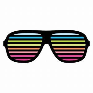 Summer Lovin Elements sticker sunglasses graphic by Marisa