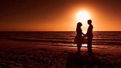 Romantic Couple Wallpapers Sunset Couples During Wallpapersafari