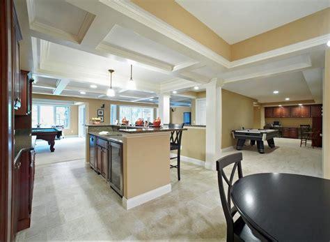 decorative walkout basement house plans  finished basements architecture plans