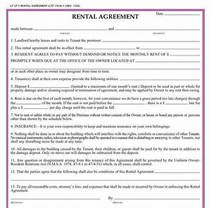 printable sample rental application forms form real With product rental agreement template