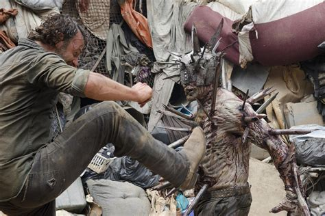 The Walking Dead Andrew Lincoln Interview About