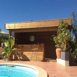 idee de pool house pour piscine design de maison With piscine pool house des idees