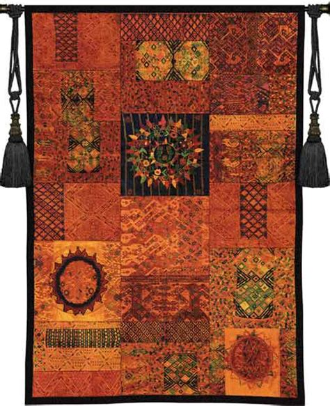 guatemala tapestry abstract modern tapestries and wall hangings
