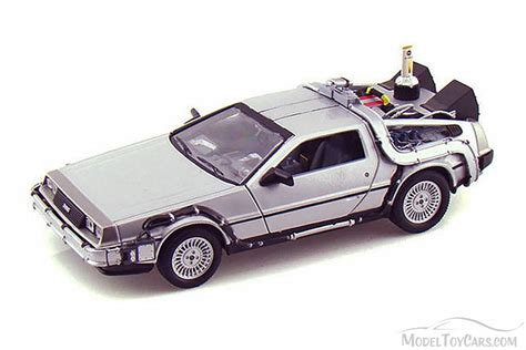 Pinewood Derby Car Back To The Future Ii Delorean Back To The Future Ii Delorean Time Machine Silver