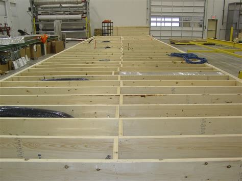 Wood Floor Joist Bridging by Pennwest Modular Homes Why Homes Are Better Built Inside