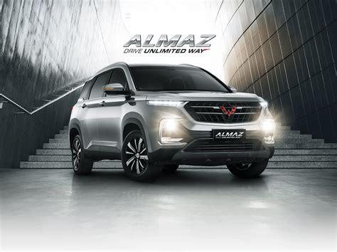 Wuling Almaz Picture by Wuling Almaz Mobil Suv Terbaik Dari Wuling Wuling Motors