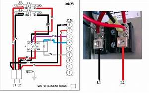Wiring To Heat Strip For Heat Pump System Doityourself  Electric Furnace With Heat Pump