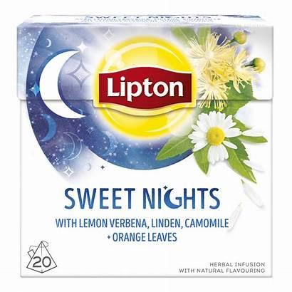 Lipton Sweet Nights Tea