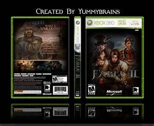 Fable 2 Xbox 360 Box Art Cover By Yummybrains