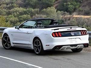 2017 Ford Mustang GT Convertible California Special Edition White Rear Left Quarter - Photos ...