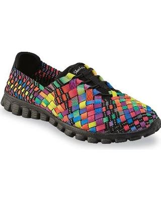 skechers multi color shoes new deal alert skechers s tada multicolor walking