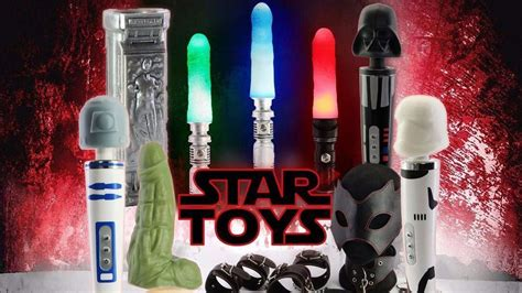 These Star Wars Sex Toys Will Make You Feel The Force