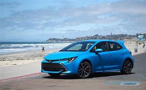 2019 Toyota Corolla Hatchback Pricing And Fuel Economy