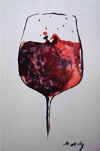 Wonderfully Uplifting And Intoxicating Wine Art - Bored Art