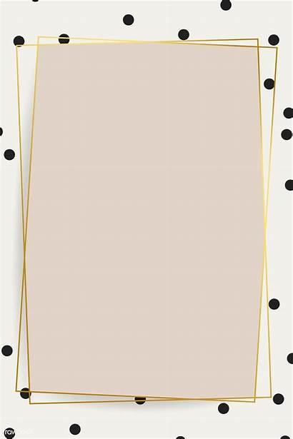 Vector Backgrounds Rectangle Mockup Card Premium Para