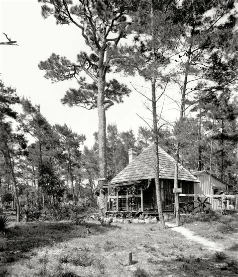Shorpy Historic Picture Archive :: A Summer Place: 1906 ...