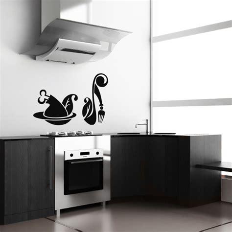stickers cuisine design sticker design repas stickers muraux pour la cuisine