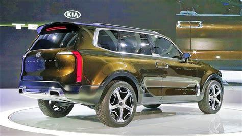 2020 Kia Telluride Ex Interior by 2019 Kia Telluride Exterior And Interior Kia S Future