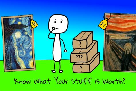 stuff that is worth a do you know what your stuff is worth sell all your stuff
