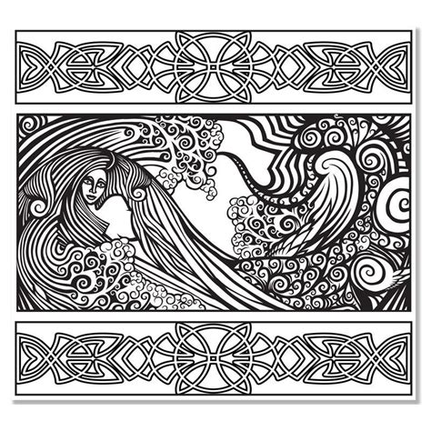 coloring designs celtic designs coloring pages coloring home