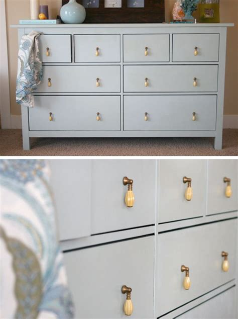 21 Simple Yet Stylish IKEA Hemnes Dresser Ideas For Your