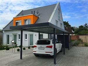 Carport Für Wohnmobil : myport einzelcarport aus metall infos unter ~ A.2002-acura-tl-radio.info Haus und Dekorationen